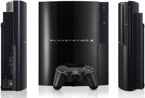 PS3 PHAT Console