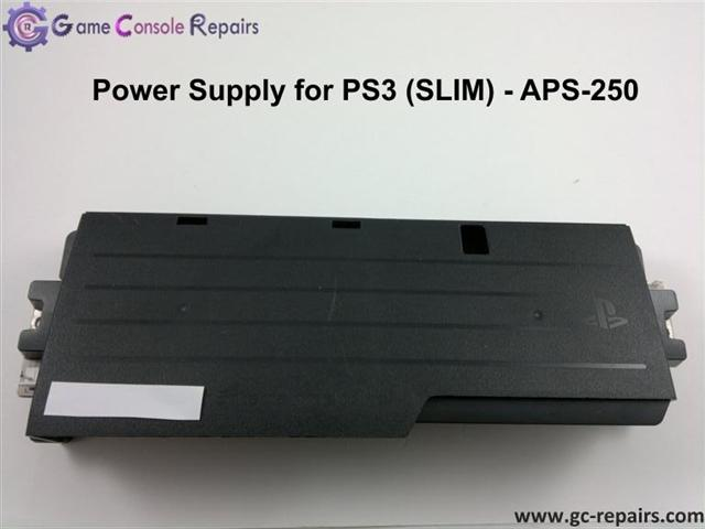 PS3 (SLIM) - Replacement Power Supply APS-250