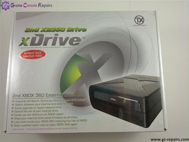 Xecuter xDrive (Black)