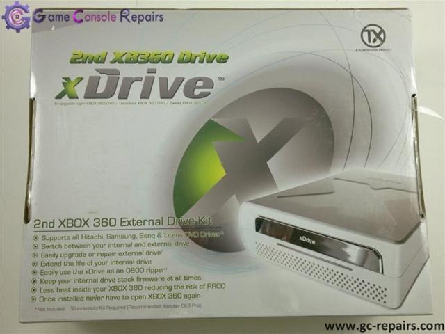 Xecuter xDrive (White)