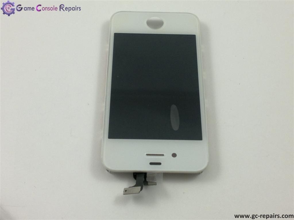 iPhone 4S Front Assembly (Digitizer & LCD) Replacement Service