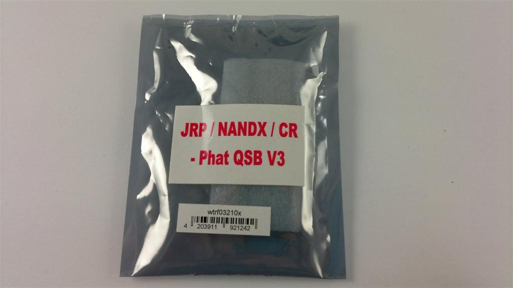 Xecuter CoolRunner QSB PHAT V3 JRP/NANDX/CR