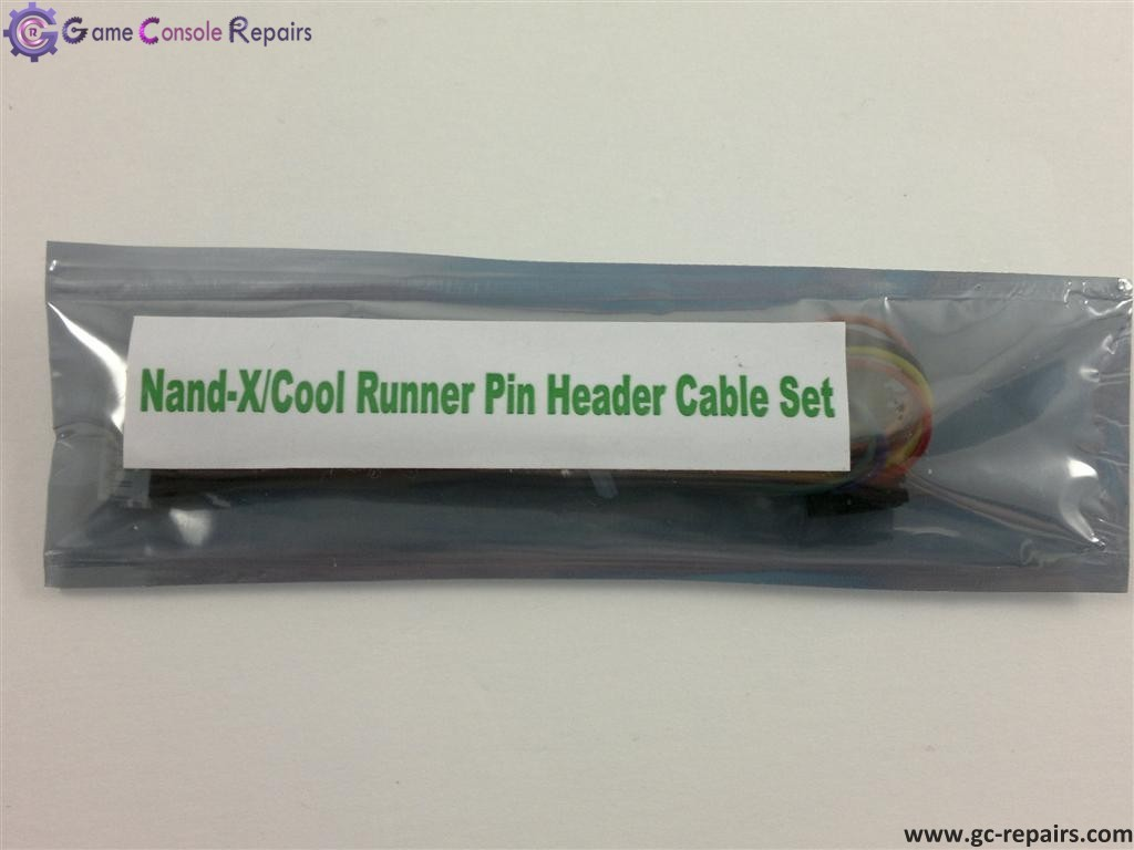 Nand-X / CoolRunner Pin Header Cable Set