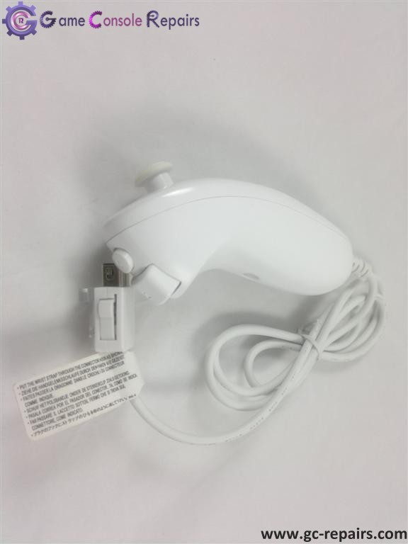 Wii Nunchuck (White)