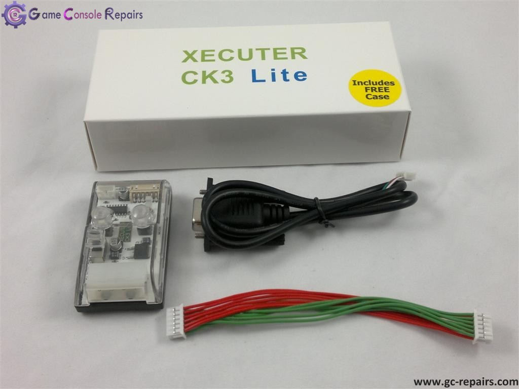 Xecuter CK3 Lite with FREE Case