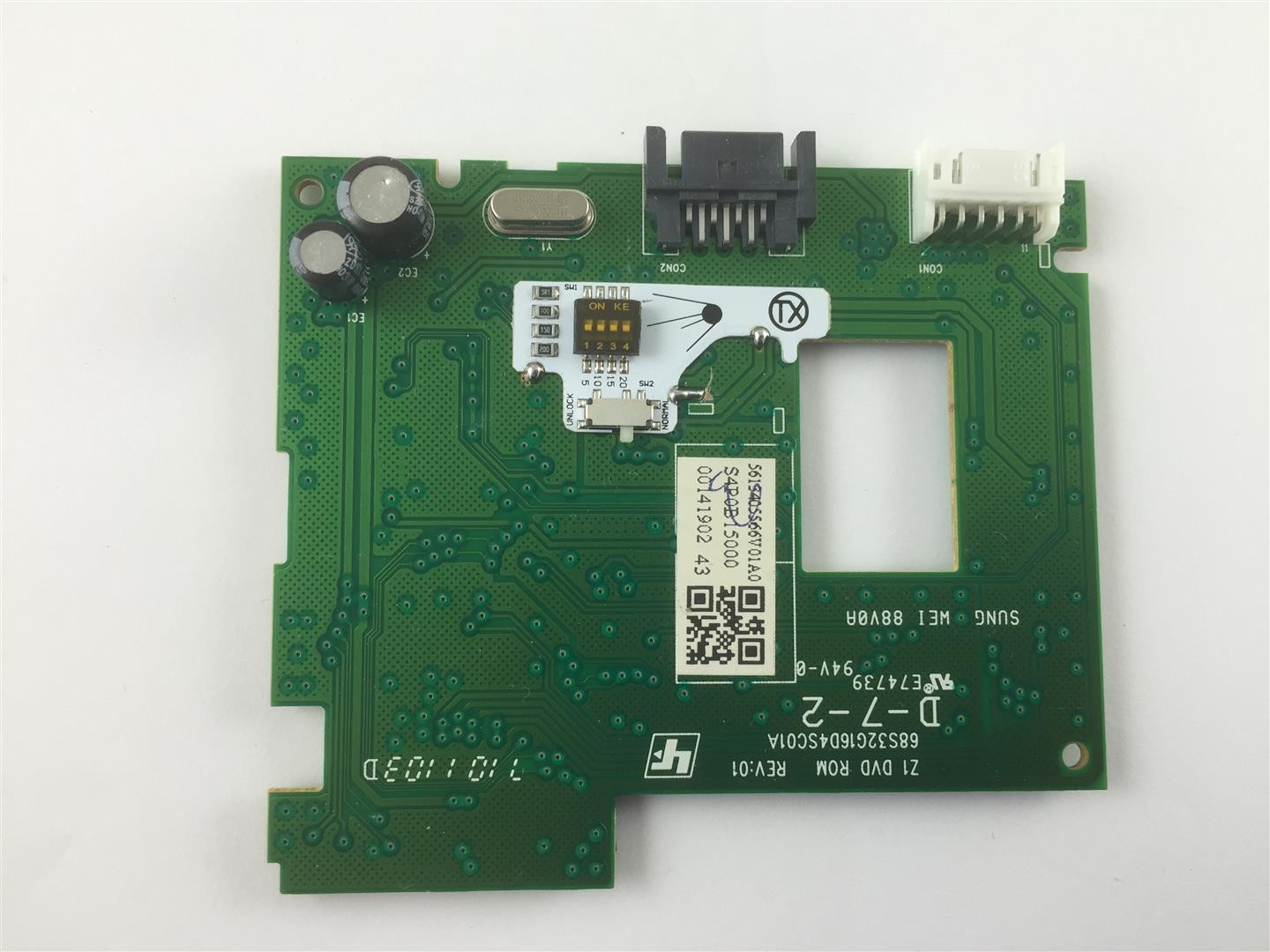 Liteon DG-16D4S - UNLOCKED REPLACEMENT PCB via Sputnik360