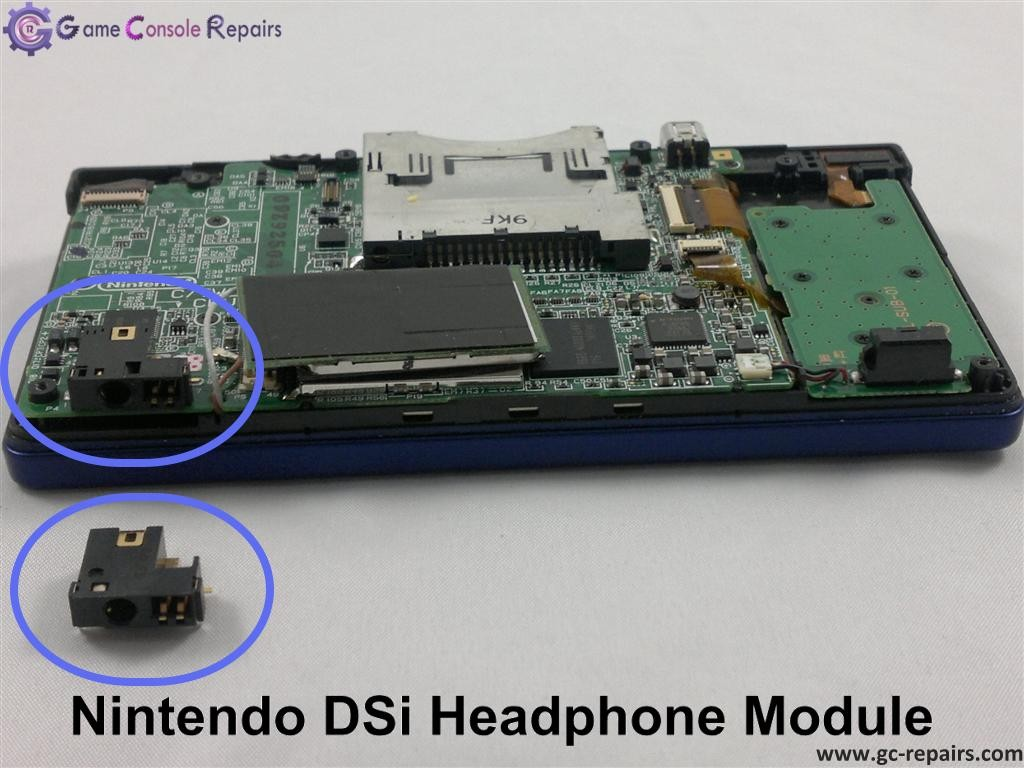 Nintendo DSi - Microphone Replacement