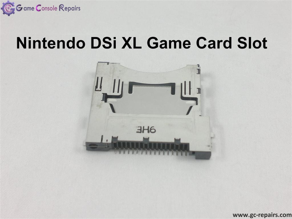 Nintendo DSi XL/LL - Game Card Slot Replacement