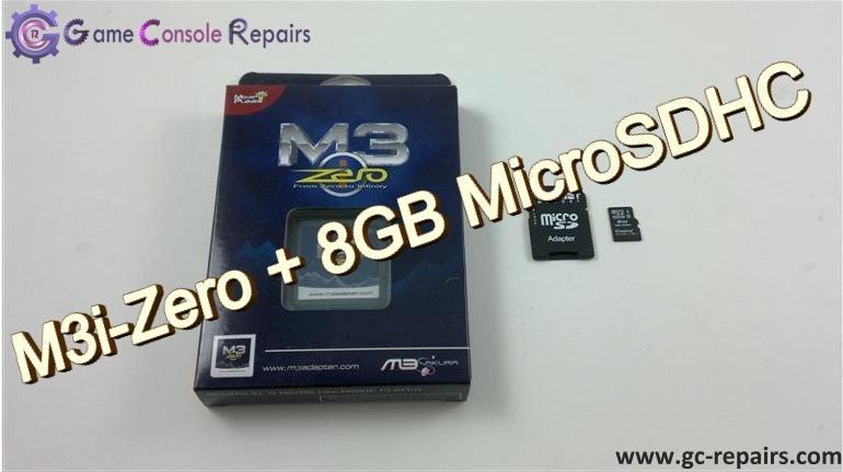 M3i-Zero and 8GB MicroSDHC Combo