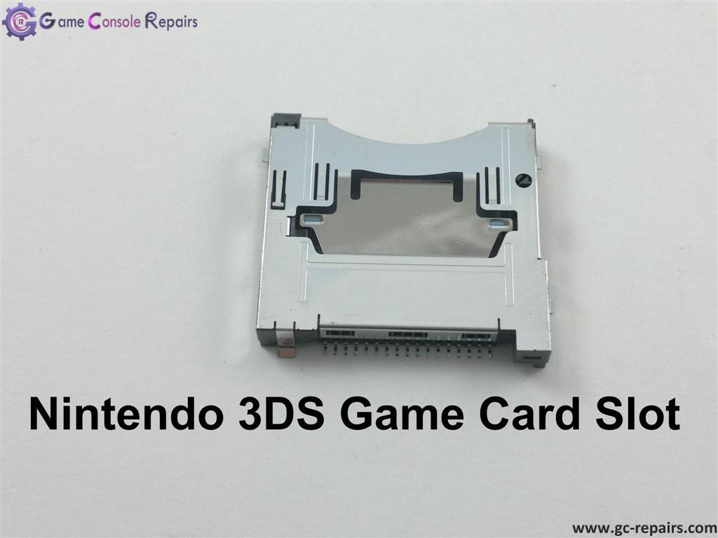 Nintendo 3DS Game Card Slot Replacement