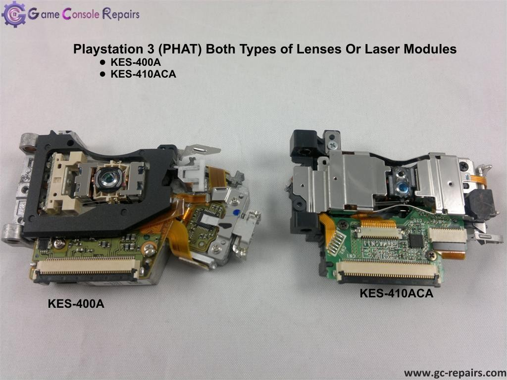 Playstation 3 (PHAT) Lens Replacement Service