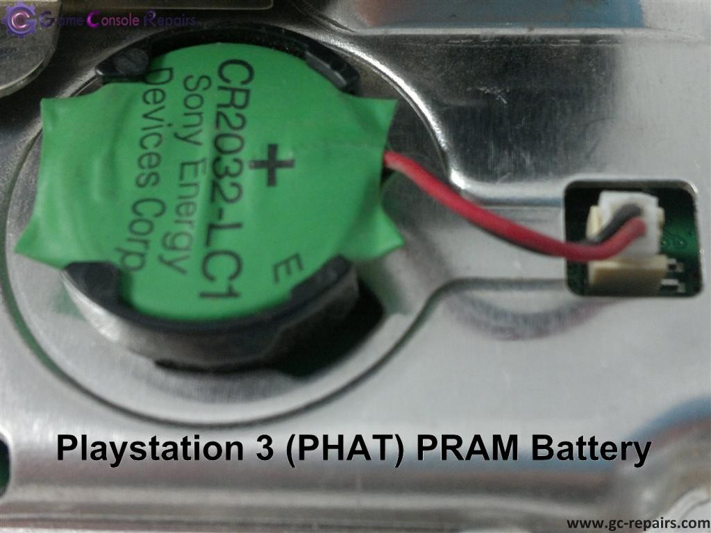 Playstation 3 Phat Reset Board Replacement Memory Card Socket How To Repair Your Plasystation Laser Pram Battery