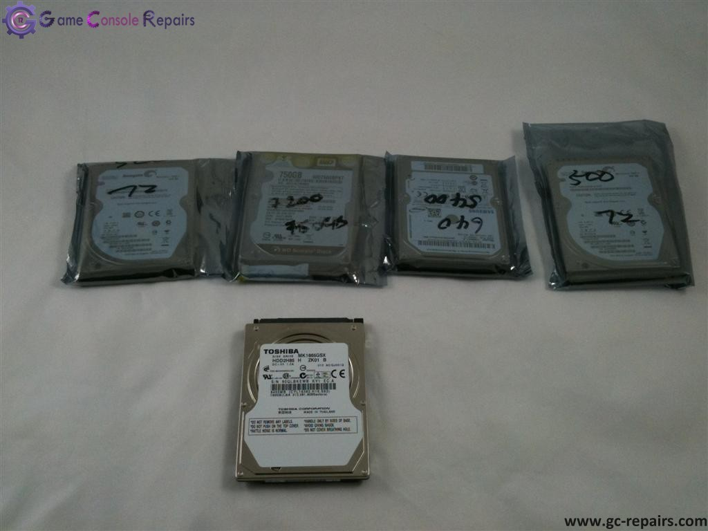 1TB Hard Drive (5400RPM) for PS3/XBOX360