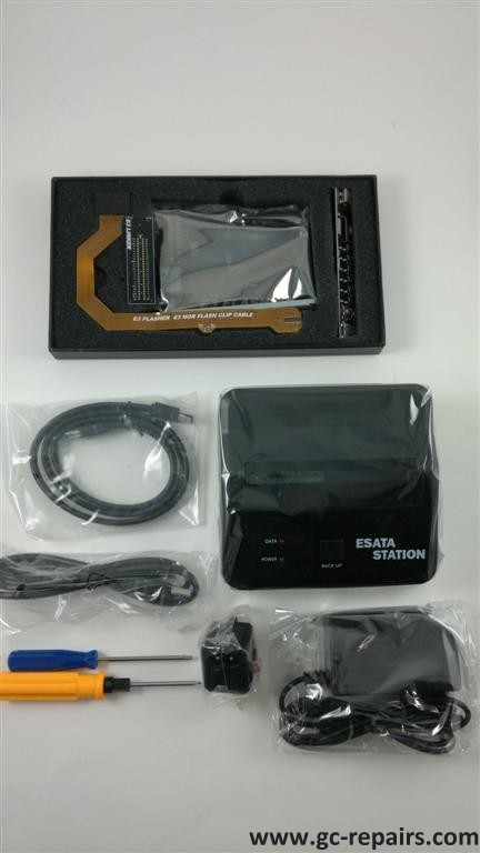 E3 Flasher Limited Edition including 11 Accessories