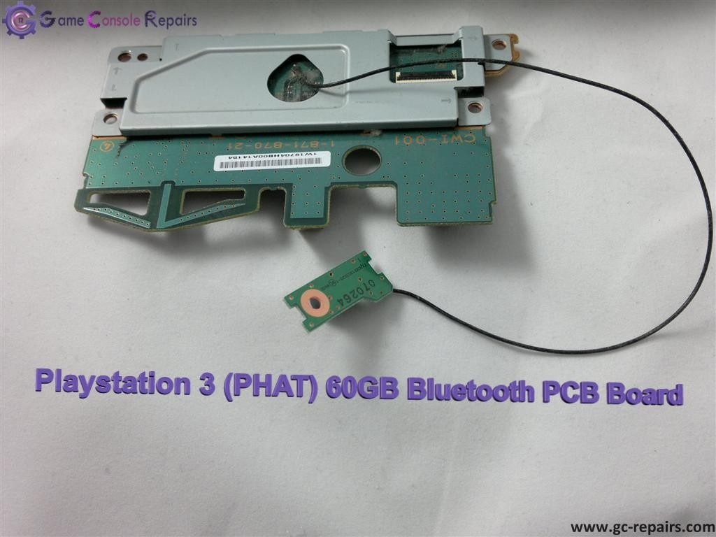 Playstation 3 (PHAT MODEL) - Bluetooth Board Replacement::Game