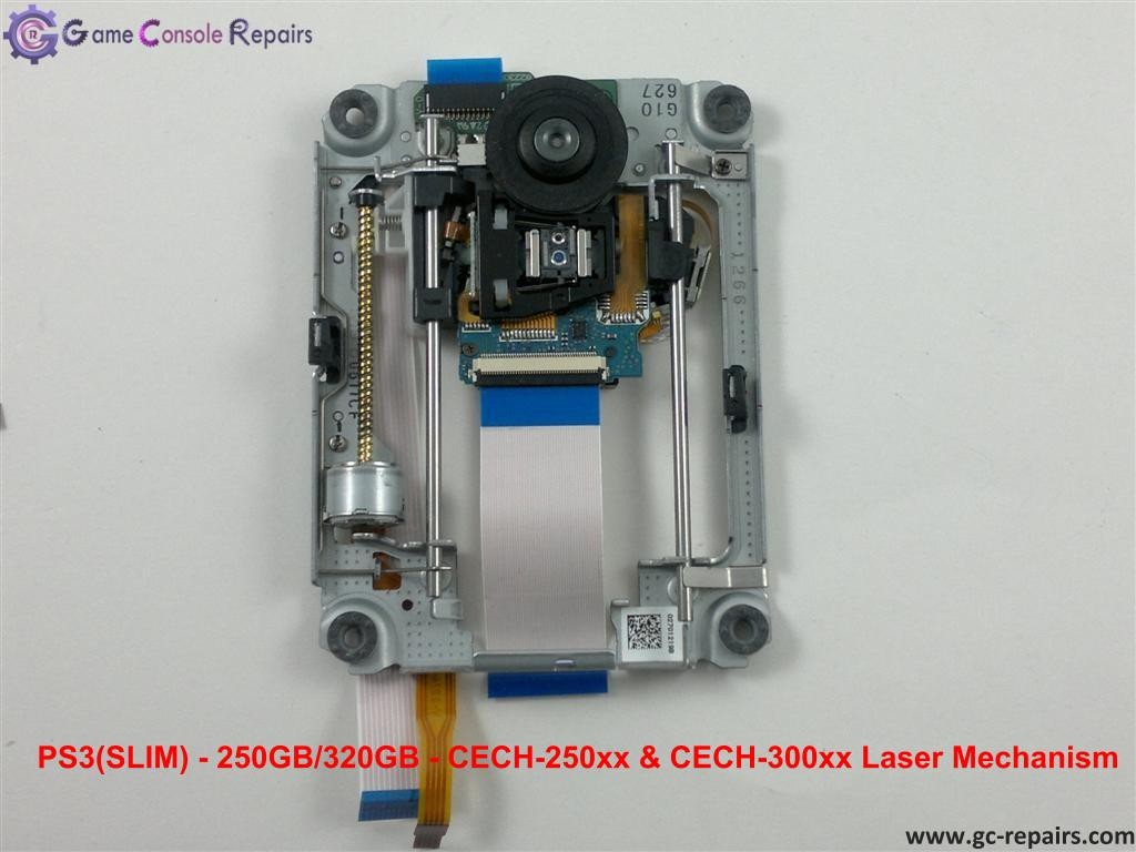 PS3(SLIM) - 320GB - CECH-25xxB - CECH-30xxB Laser Mechanism