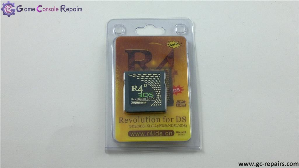 R4i Gold 3DS Flash Card