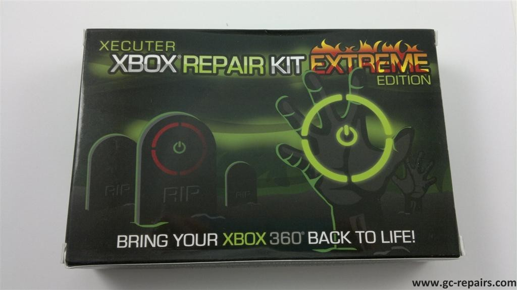 RROD Repair Kit PRO III Extreme Edition