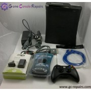 Pre-Moded XBOX360 (PHAT) JASPER Reset Glitch Console 120GB HDD Package