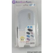 Nylon Case Ceramic Ice Silver For PSP
