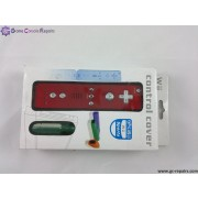 Wii Remote Housing (Charming Red)
