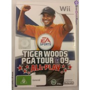 Tiger Woods PGA Tour 09 for Nintendo Wii