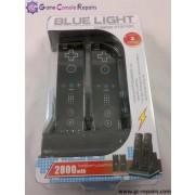 Wii 2 Remotes Charging Station (Black)