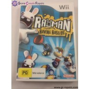 Rayman Raving Rabbids for Nintendo Wii