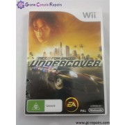 Need For Speed Undercover for Nintendo Wii