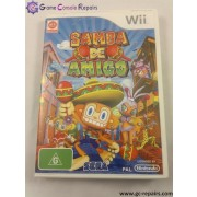 Samba De Amigo (with Maraca's) For Nintendo Wii