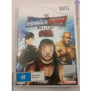 Smackdown V's Raw 09 for Nintendo Wii