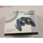 Wii/GameCube Dual Shock Controller (Silver)