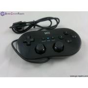 Wii Classic Controller (Black)