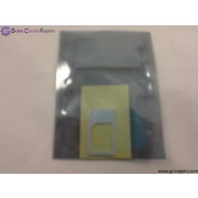 Micro Sim Adapter White for iPhone 4 and iPad