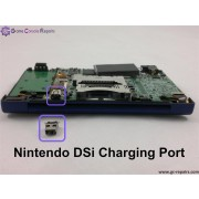 Nintendo DSi - Charging Port Replacement - Unable to charge