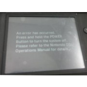 Nintendo DSi XL/LL XL/LL - Software Restoration
