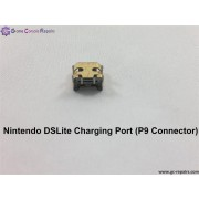 Nintendo DSLite Charging Port Replacement - Unable to Charge or retain charging