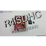 R4iSDHC and 4GBMicroSDHC Combo