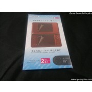 Nintendo DSiXL  Screen Protector Set With Cloth