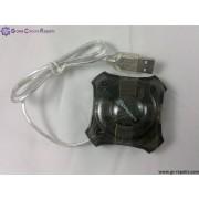 Compact USB 4 Ports Hub