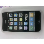 Protective Silicone Case for Apple iPhone 3G/3GS (White)