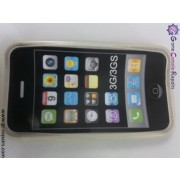 Protective Silicone Case for Apple iPhone 3G/3GS (Clear)