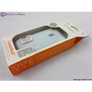 Specks case (White & Grey) For iPhone 3G/3GS