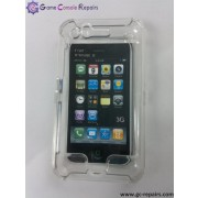 Top & Bottom Crystal Case For iPhone 3G/3GS