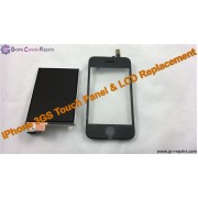 iPhone 3GS Touch Panel (Digitizer) & LCD Replacement