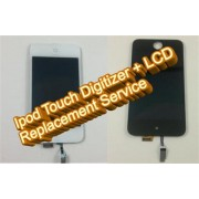 iPod Touch Digitizer & LCD Replacement Service