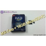 M3i-Zero and 16GB MicroSDHC Combo