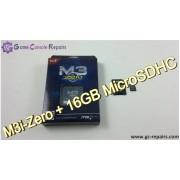 M3i-Zero and 16GB MicroSDHC Combo