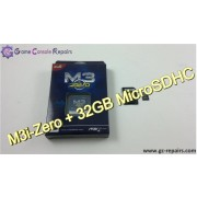 M3i-Zero and 32GB MicroSDHC Combo