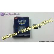 M3i-Zero and 32GB MicroSDHC Combo